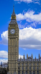Great Britain, England, London, Clock Tower, Big Ben