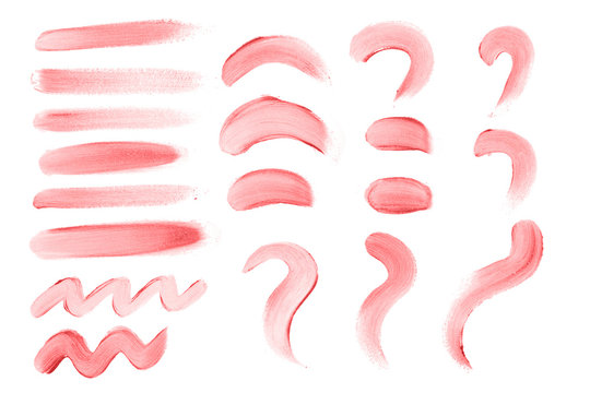 Lipstick smear collection
