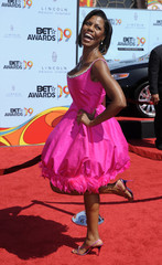 Omarosa Manigault-Stallworth arrives at the BET Awards '09 in Los Angeles