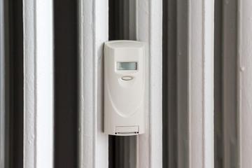 Measurer of thermal energy for radiator