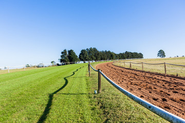 Race Horse Training Tracks