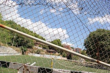Street soccer field