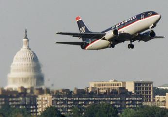 US AIRWAYS JET IN FILE PHOTO.