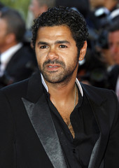 French actor Jamel Debbouze arrives for the awards ceremony at the 60th Cannes Film Festival