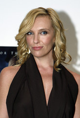 File photo of Golden Globe nominee Toni Collette in New York