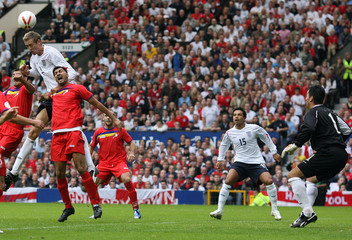 1ca275113 England s Crouch scores his second goal during match against Andorra in  Manchester