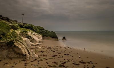 Barton on Sea ,UK England.