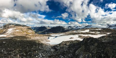 Norway landscapes.Skandinavia. Panorama