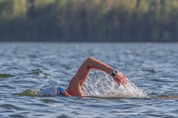 Freiwasserschwimmern