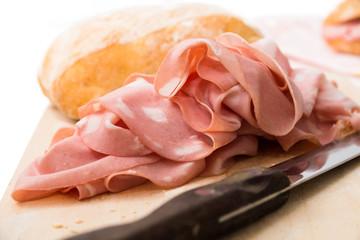 Mortadella, Italian Sausage