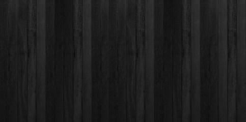 Black wood, Dark background texture. Blank for design