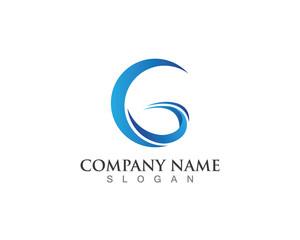 G letter Logo tomplate