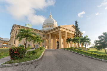 Palau National Congress Capitol.