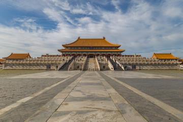 Poster Peking Hall of Supreme Harmony (Taihemen) 8