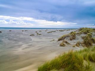 Idyllic Golden Bay, New Zealand - Stock Photo