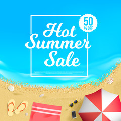 Hot Summer Sale 50% Off