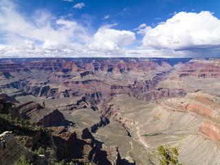 Scenic View of Grand Canyon National Park, Arizona, USA.