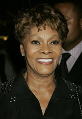 Singer Dionne Warwick arrives at the [David Gest] gala titled 'THE Party' in Beverly Hills October 1..