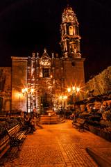 Templo de San Francisco Church San Miguel de Allende Mexico