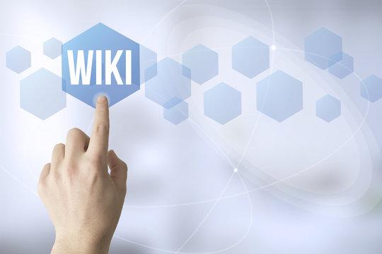 hand touch wiki