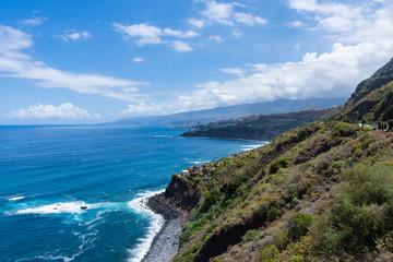 Côte nord de Tenerife, Canaries