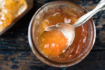 Stone fruit preserves