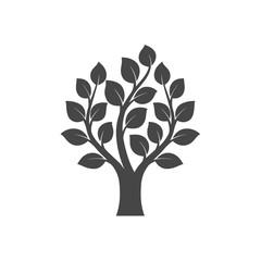 Simple tree - Illustration