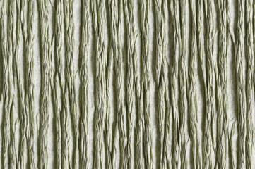 Macro shot of crepe paper