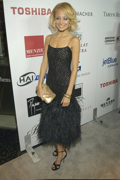 Nicole Richie arrives at the second annual Hollywood Style Awards at the Pacific Design Center in the Hollywood region of Los Angeles, California.
