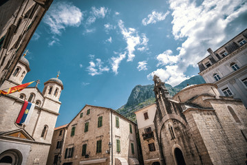 St. Nicholas church in Kotor