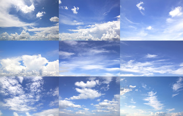 Natural sky background