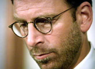 Seagram Company President and Chief Executive Officer Edgar Bronfman