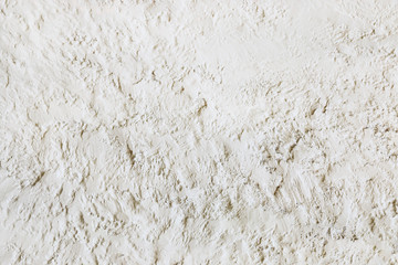 Wall Mural - whitewashed cement texture for background and design
