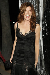 """Actress Rene Russo poses at premiere of """"Two for the Money"""" in Beverly Hills"""