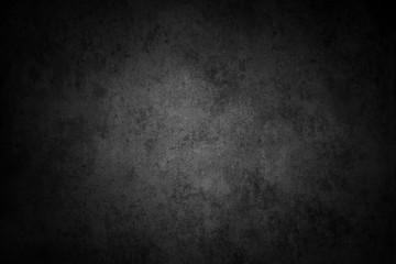 Black wall, dark edges