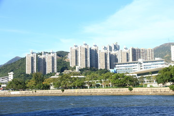 Sha Tin New Town, Hong Kong