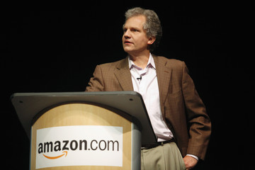 New York Times Co. chairman Arthur O. Sulzberger, Jr. speaks at a news conference announcing the new Kindle DX electronic reader in New York