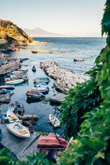 Marechiaro, Naples, Italy