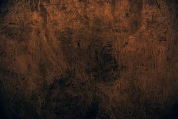 Wall Mural - Dark concrete wall surface texture