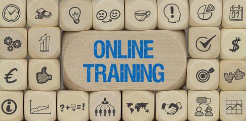 Online Training / Würfel mit Symbole
