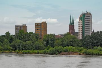 Warschau, Praga