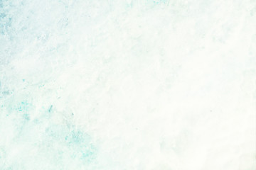 White and blue abstract background – snow structure texture