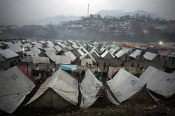 An overview of Alkhedmat refugee camp in devastated city of Muzaffarabad