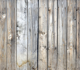 Wall Mural - wooden fence