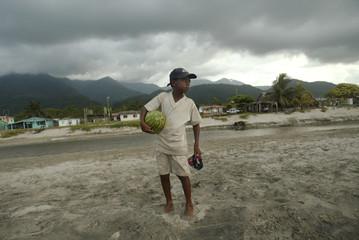 To match feature Life-Honduras-Garifuna.