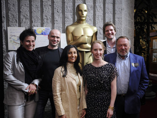 File photo of Nominees for live action short films poses at 81st Academy Awards Shorts! reception and screening in Beverly Hills