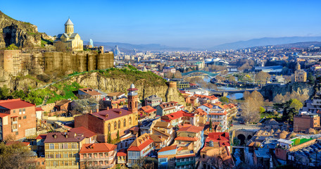 Tbilisi Old Town, Georgria