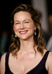 """Actress Laura Linney arrives at the """"AMC presents Premiere Magazine's Women in Hollywood"""" award show in ..."""