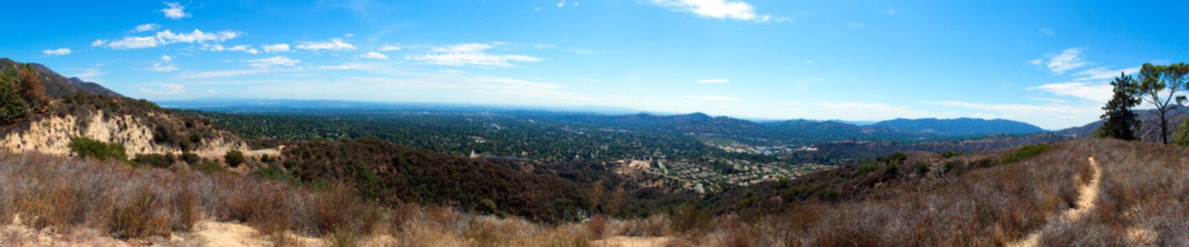 Pasadena/Altadena/Los Angeles Panorama