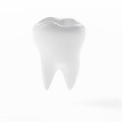 歯のイラストCG